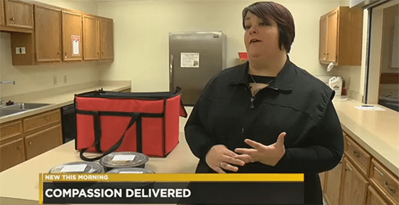 Compassion Delivered on Cleveland 19 News