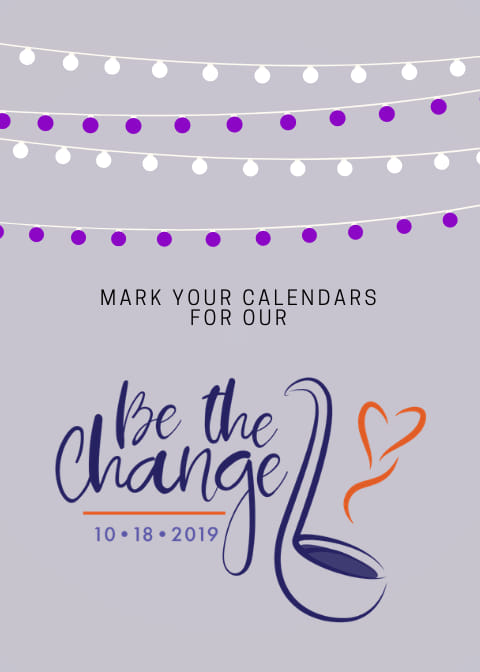 Compassion Delivered Event - Be the Change