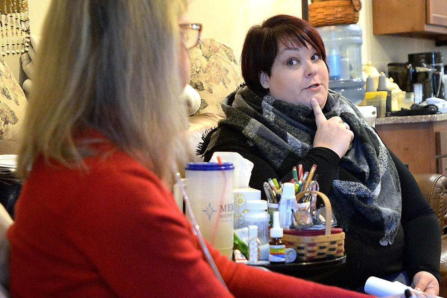 North Cantonians help seriously ill individuals by delivering meals
