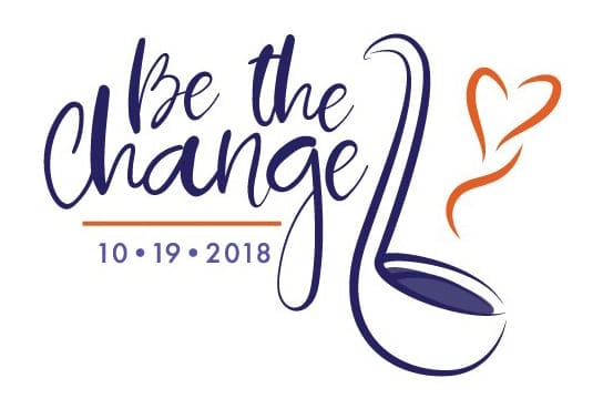 Be The Change 2018