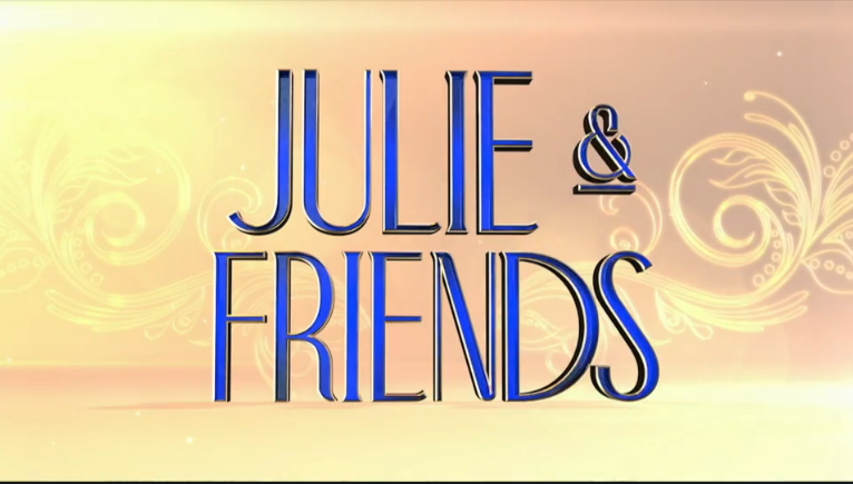 Julie and Friends 1/28/2020  Delivering Compassion Guest: Amanda Anschutz